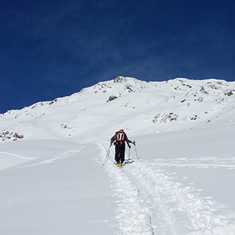 Ski Mountaineering Excursions in Val Casies
