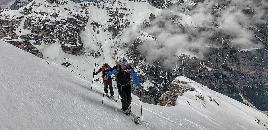 Ski Mountaineering Excursions in Alta Badia