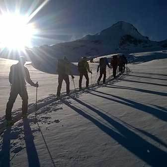 Haute Route of Gran Paradiso, Six-Day Ski Touring