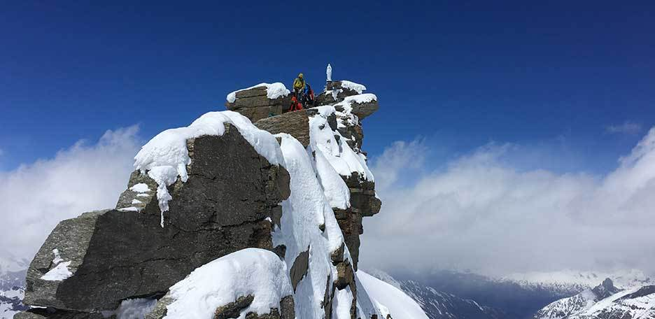 Backcountry Skiing in Gran Paradiso, 3-day Trip