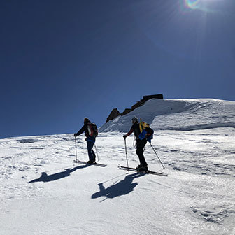Monterosa Ski Mountaineering Tour