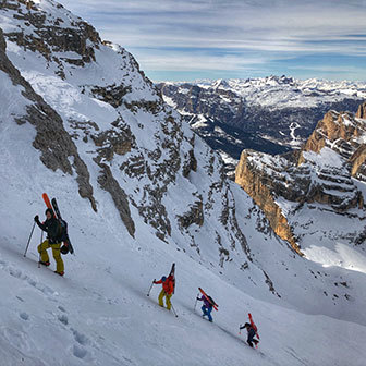 Dolomites Ski Mountaineering Week