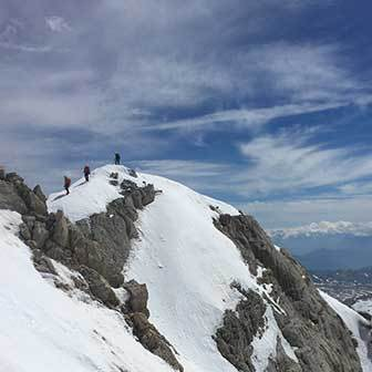 Ski Mountaineering Tour in Abruzzo: Gran Sasso, Majella and Sirente