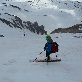 Ski Mountaineering to Monte Camicia