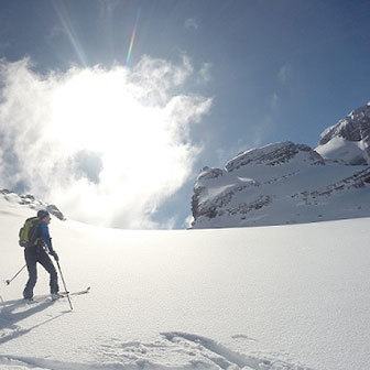 Ski Mountaineering to Cima Sella