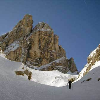 Ski Mountaineering to Croda Fiscalina East