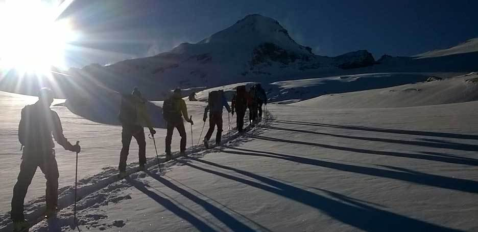 Gran Paradiso Ski Touring, 3-day Trip with Ascent to a Second Peak