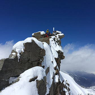 Gran Paradiso Haute Route, Six Day Ski Mountaineering Tour