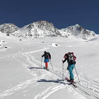 Gran Paradiso Haute Route, Five-Day Ski Mountaineering Tour