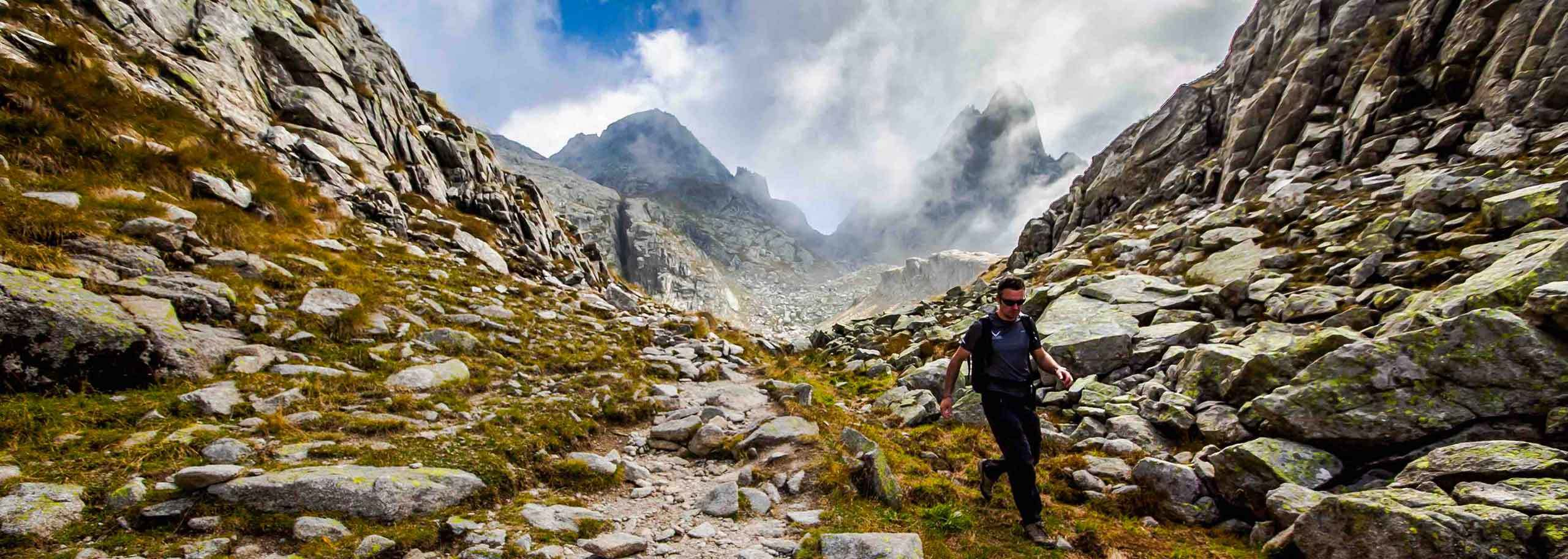 Trekking with a Mountain Guide in Cavalese and Val di Fiemme