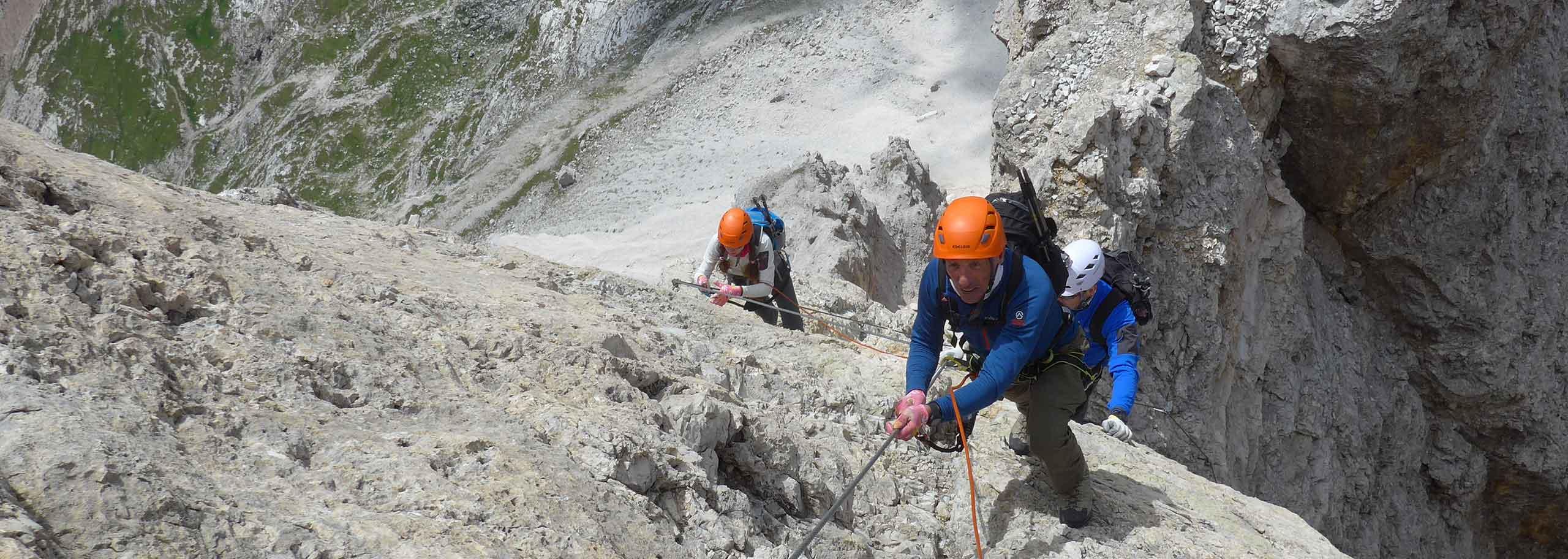 dc730e9f97b7c8 Via Ferrata con Guida Alpina in Valle di Anterselva - Powrock