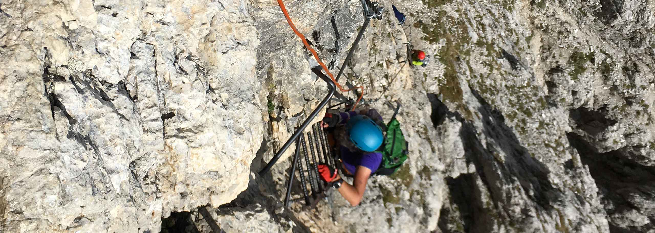 Via Ferrata with a Mountain Guide in Arabba