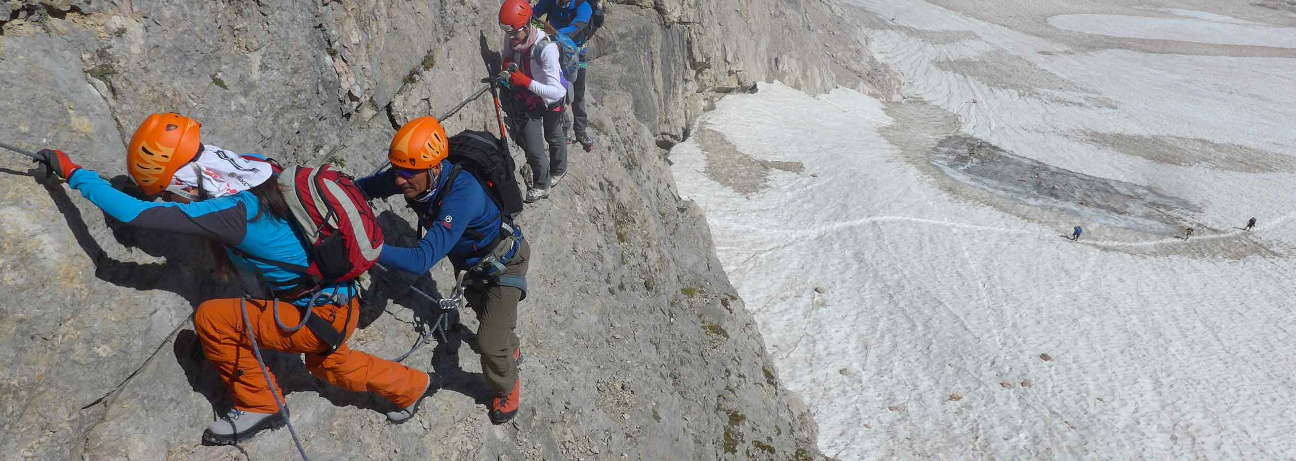 2b316f39c0975c Via Ferrata con Guida Alpina in Val di Zoldo - Powrock