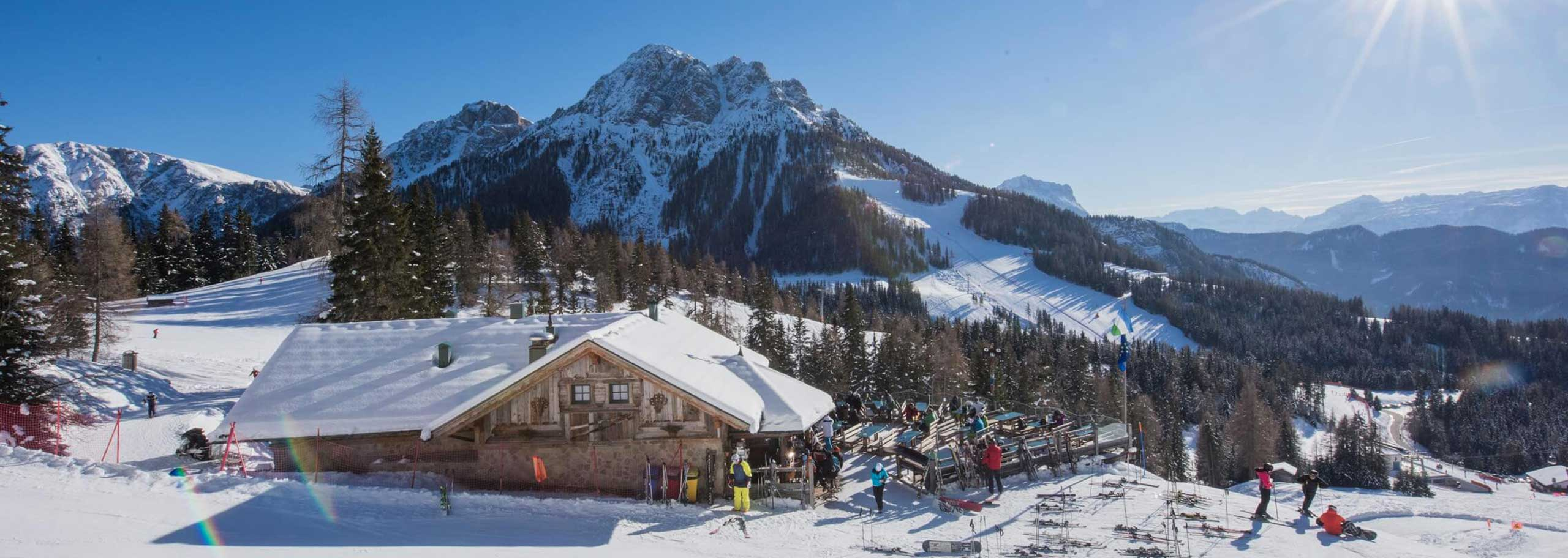 Ski Tour with a Mountain Guide in Valle Aurina and Valle di Tures