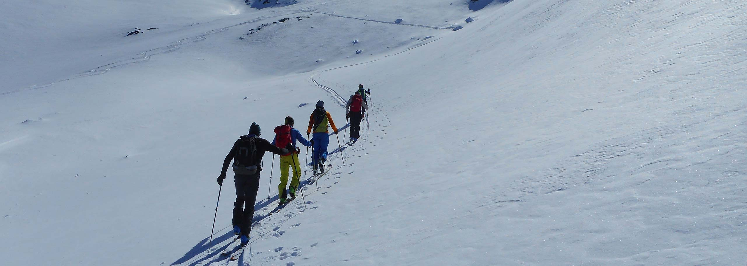Ski Mountaineering with a Mountain Guide in Madonna di Campiglio