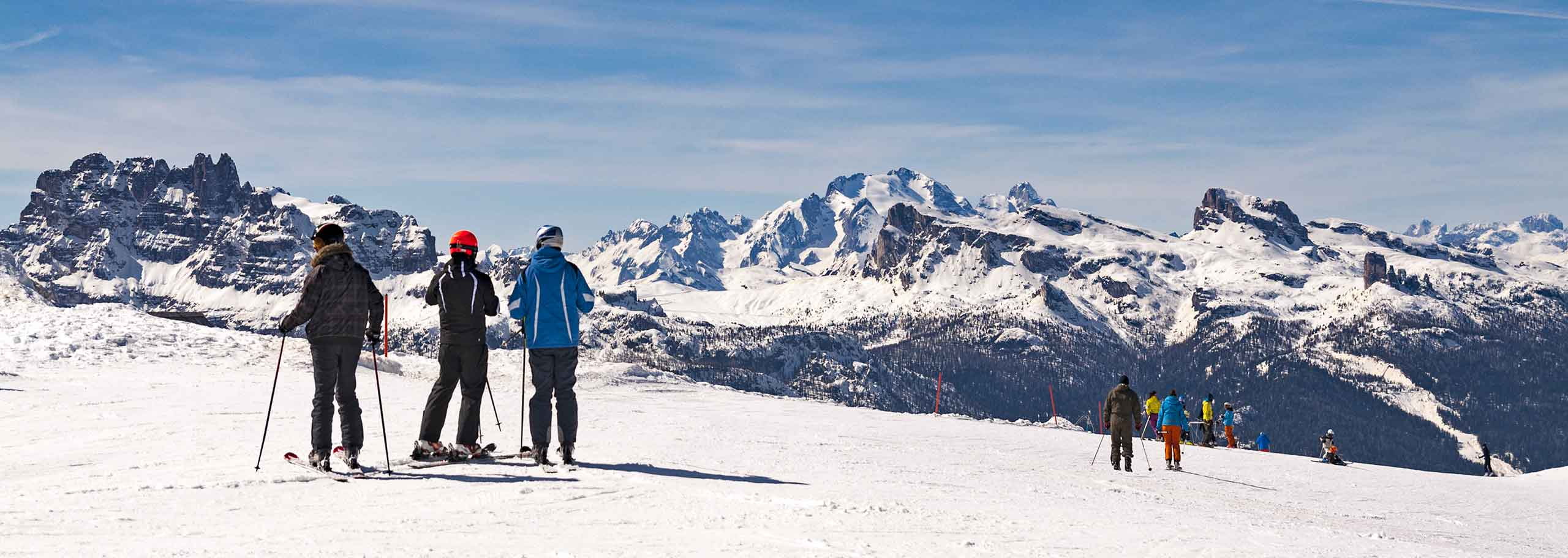Ski Tour with a Mountain Guide in Cortina d'Ampezzo
