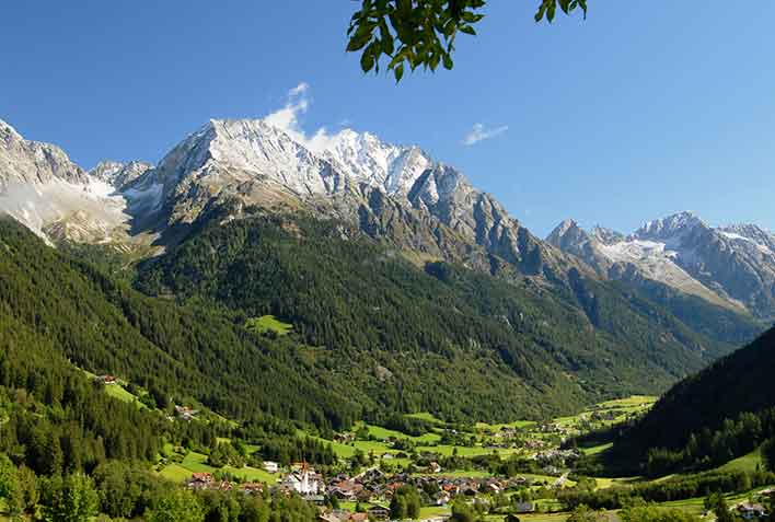 Trekking Valle Anterselva