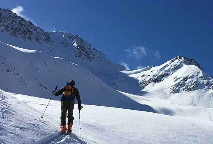 Valle Anterselva Ski Mountaineering