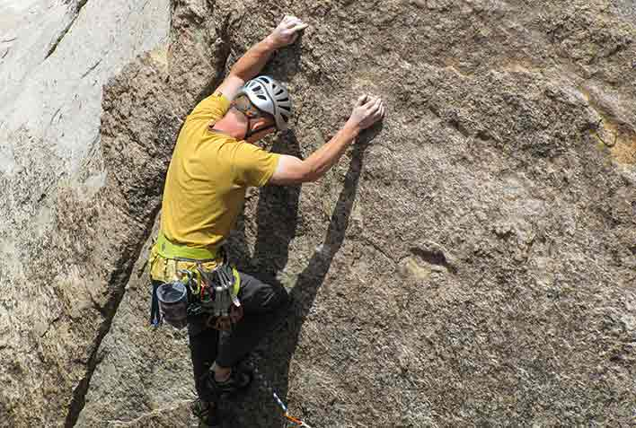 Rock Climbing Bardonecchia & Susa Valley