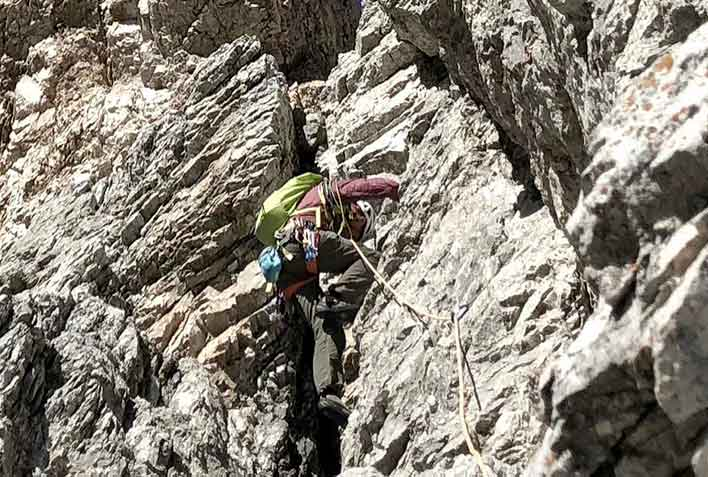 Rock Climbing Carezza