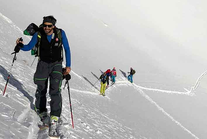 Bormio Ski Mountaineering