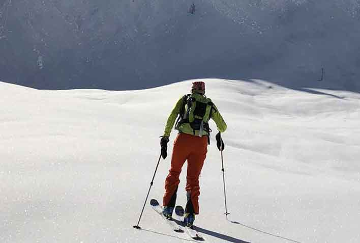 Carezza Ski Mountaineering