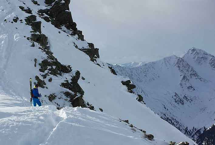 Val Casies Ski Mountaineering