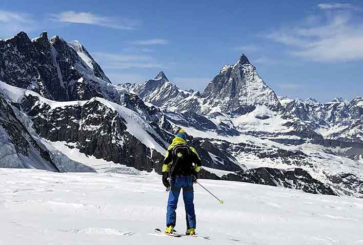 Cervinia Ski Mountaineering