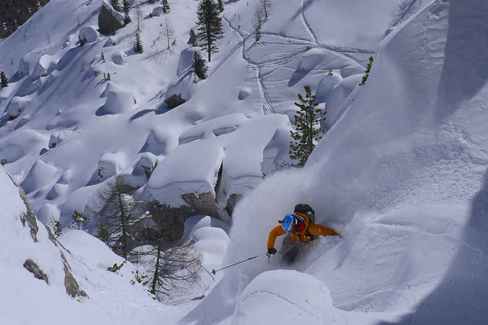Sella Off-piste
