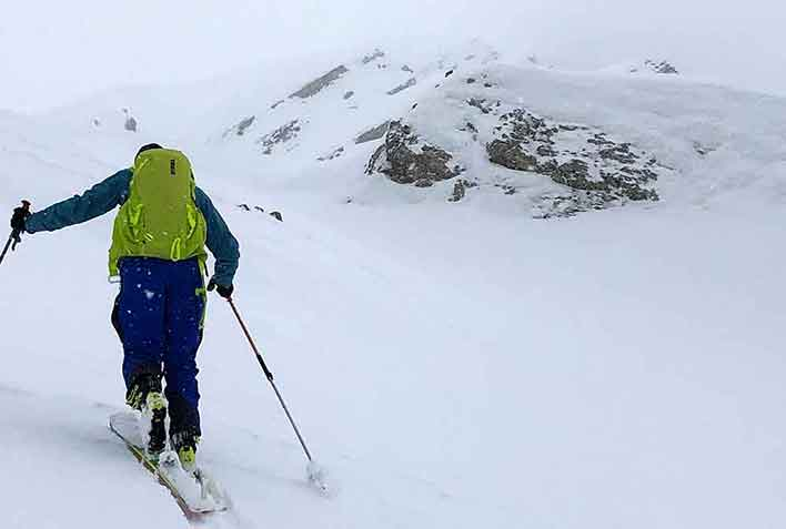 Predazzo and Pampeago Ski Mountaineering