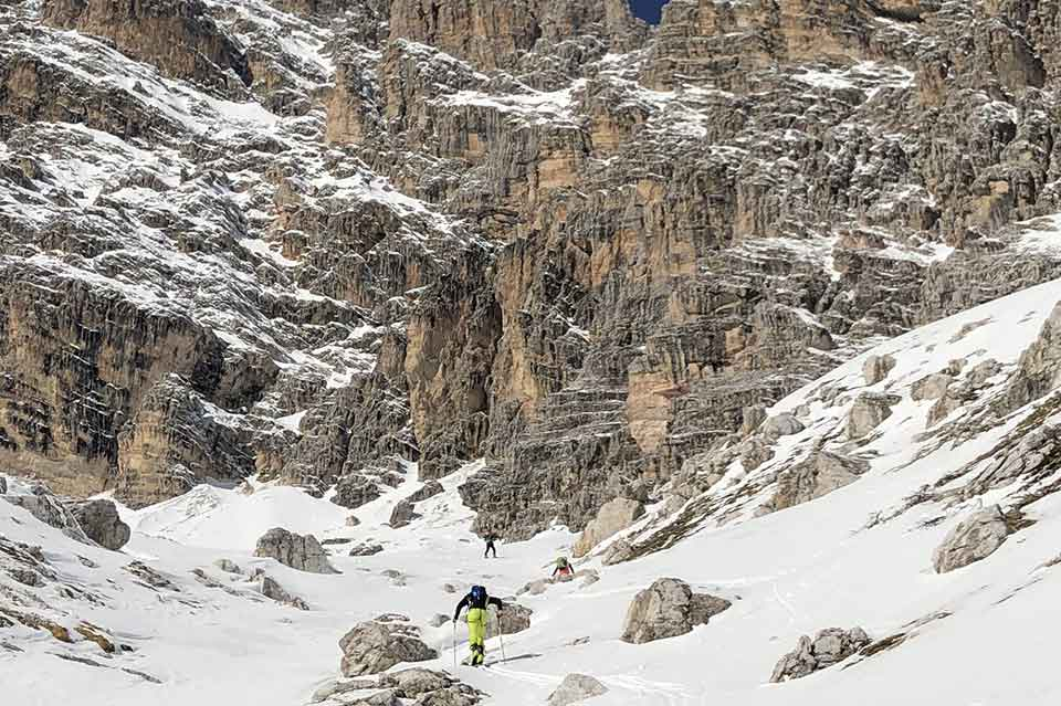 San Martino di Castrozza Ski Mountaineering