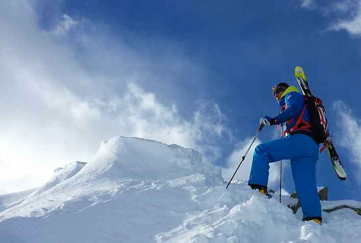 Solda Ski Mountaineering